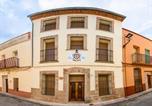 Hôtel Pego - Casa Rosa-4
