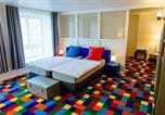 Hôtel Saint-Josse-ten-Noode - Funkey Hotel-1