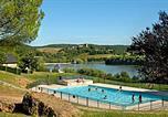 Camping en Bord de lac Limousin - Camping Lac du Causse-1