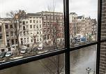 Location vacances Amsterdam - Huge Luxury Design Canal Apartment-2