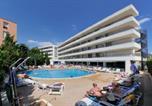 Location vacances Castell-Platja d'Aro - Residence Esmeraldas