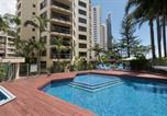 Villages vacances Surfers Paradise - Aloha Apartments-3