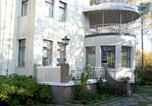 Hôtel Pori - Villa Helleranta-2
