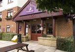 Hôtel Wakefield - Premier Inn Castleford M62 Jct 31-4