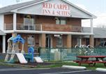 Hôtel Annville - Red Carpet Inn and Suites Palmyra-2