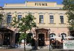 Hôtel Gyula - Fiume Hotel-4