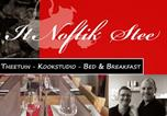 Hôtel Franeker - B&B It Noflik Stee-3