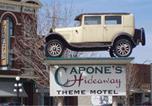 Hôtel Moose Jaw - Capone's Hideaway Motel-2