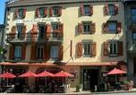 Hôtel Pontgibaud - Hotel de la Poste-3