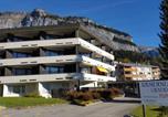 Location vacances Flims Dorf - Alpen-Fewo, Residenza Quadra 213-3