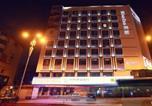 Hôtel Yantai - Yantai Blue Inn Hotel-2