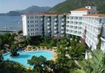 Hôtel Siteler - Tropikal Hotel-2