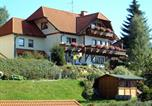 Location vacances Furtwangen im Schwarzwald - Apartment Neukirch 2-1
