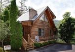 Location vacances Gatlinburg - Love Nest #334 Holiday home-1