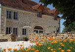 Location vacances La Chaux - Gite de l'entre coeur-1