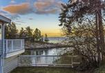 Location vacances Parksville - Dolphin Beach Oceanfront Cottage-4