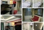 Location vacances Bandung - Aamoger @ The Jardin Apartment-2