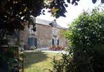 Hôtel Saint-Sauveur-de-Landemont - B&B Manoir Du Pont David-1