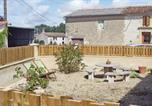 Location vacances Cressé - Holiday home St Lyphard O-723-4