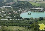 Camping avec Piscine Hautes-Alpes - Camping Les Rives du Lac-1