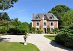 Hôtel Saint-Etienne-la-Thillaye - Manoir des Lions de Tourgéville-3
