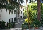 Location vacances Saint-Vincent - Saint Vincent Bilocale con Giardino-3