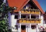Location vacances Birgland - Gasthof-Pension Brauner Hirsch in Alfeld - Mittelfranken-4