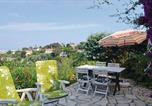 Location vacances Vallauris - Holiday Home Vallauris with Sea View 01-2