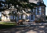 Hôtel Brivezac - Château de La Grèze-2