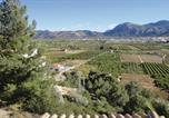 Location vacances Vall de Ebo - Holiday home Urb. Monte Mostalla-1