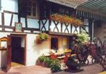 Hôtel Langensoultzbach - Ferme Auberge du Moulin des Sept Fontaines-4