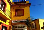 Location vacances la Vajol - Hostal Restaurant Casa Comaulis-4