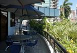 Hôtel Fortaleza - Excepcional Flat na Beira Mar-1
