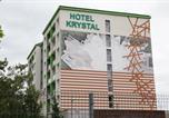Hôtel Moravská Nová Ves - Hotel Krystal-4