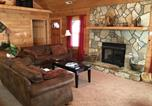 Location vacances Maggie Valley - Blue Moon Lodge Home-3