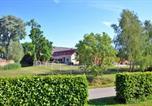 Location vacances Teterow - Doppel-Ferienhaus am Golfplatz-2
