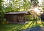 Villages vacances Rockport - Narrows Too Camping Resort Cabin 8-2