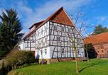 Location vacances Bad Arolsen - Historische Mühle Freienhagen-4