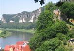 Location vacances Stolpen - Ferienwohnung Am Grünbach-3