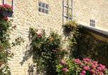 Hôtel Saint-Aubin-sur-Mer - Junogîte - Résidence-1