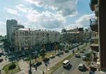 Location vacances Kiev - Apartment on Bessarabka near Arena City, Gullivee-2