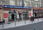Hôtel Poitiers - Hôtel Le Regina-4