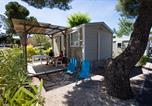 Camping avec Quartiers VIP / Premium Saint-Cyr-sur-Mer - Le Pascalounet-4