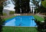 Location vacances Alcaucín - Holiday home Calle la Fuente - 6-1