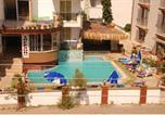 Hôtel Hatip İrimi - Saffron Apartments-1