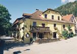 Hôtel Ranten - Gasthof Hirschenwirt-4