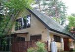 Location vacances Matsumoto - Canadian Log Cottage Takitaro-4