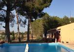 Location vacances Biar - Villa los Cabezos-3