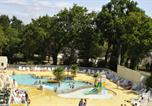Camping avec Ambiance club Damgan - Camping Le Chateau du Petit Bois-1