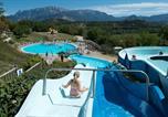 Camping avec Chèques vacances Vaison-la-Romaine - Domaine du Couriou-3
